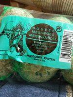 Boules mésanges - Product