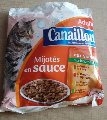 Canaillou Sachet Sauce - Product