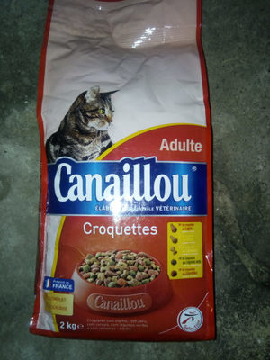 Croquettes adulte - Product - fr