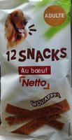 Snacks Au Boeuf - Product