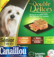 Double délices sénior - Product