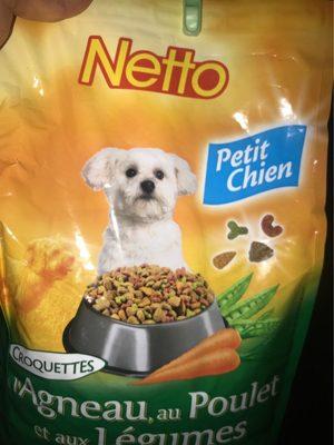 Netto Croquettes Agneau Legumes Carottes Poulets 1 - Product