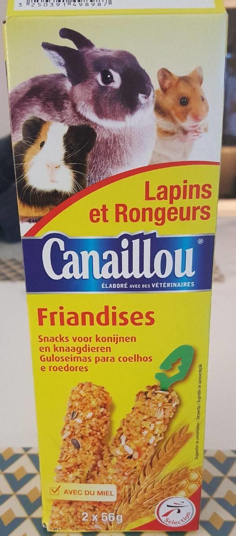 Friandises. Lapins et rongeurs - Produit