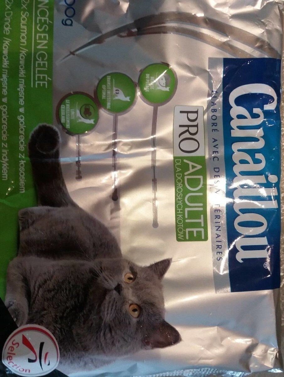 Canaillou Chat ADULTE - Product - fr