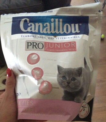 Canail Croquette Chaton - Product - fr