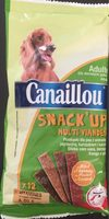 Snack'up multi-viandes, adulte - Product - fr