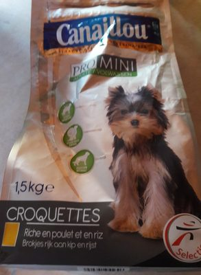 croquettes pro mini - Product - fr