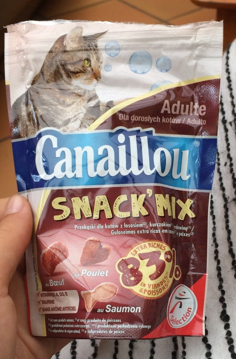 Snack'mix - Product - fr