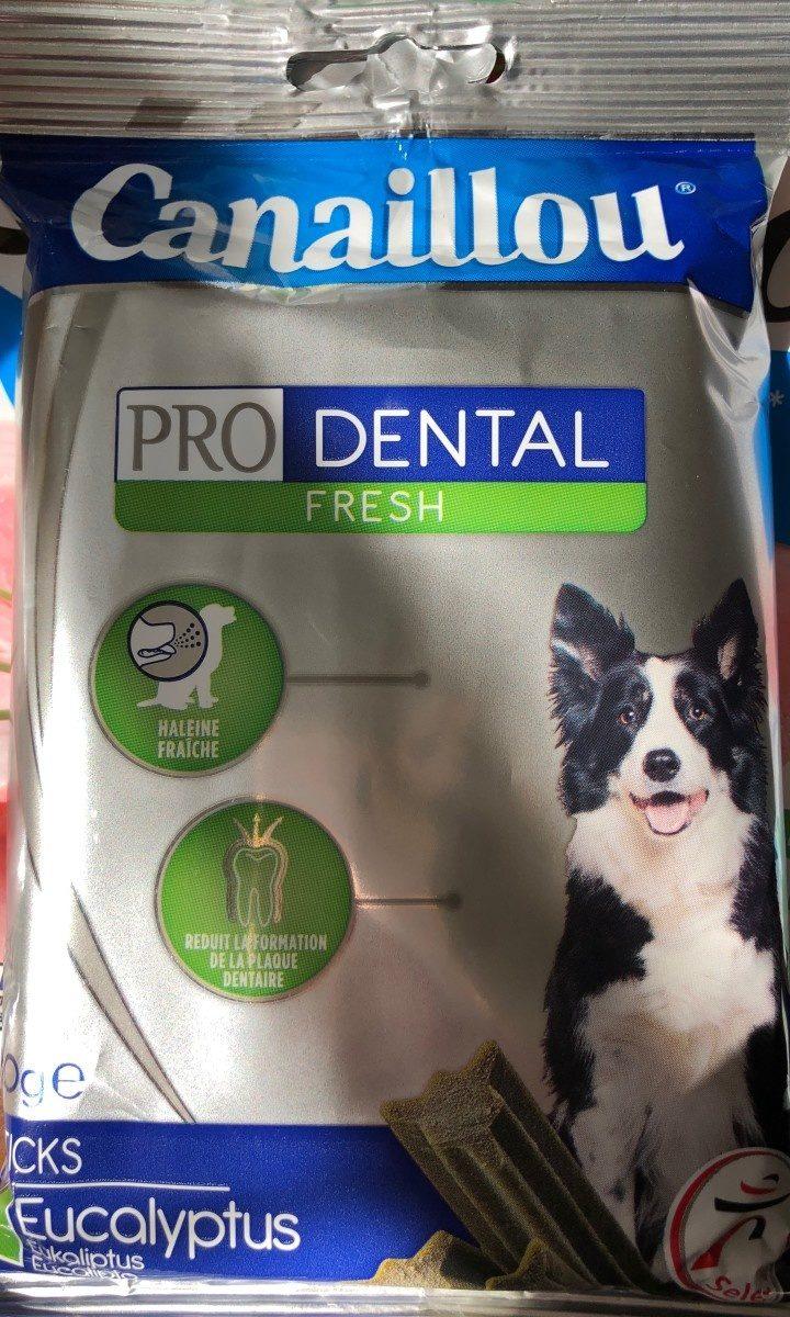 Pro dental fresh - Produit - fr