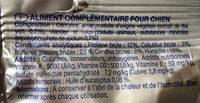 Pro dental fresh - Ingrédients - fr