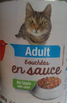 Bouché en sauce - Product - fr