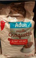 Adult multi croquettes - Produit