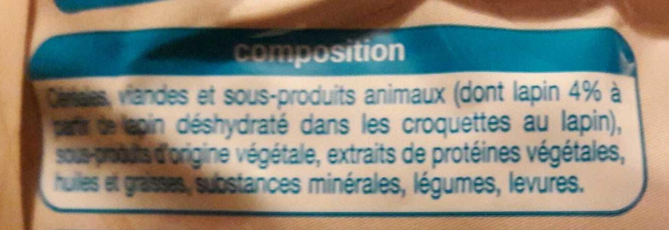 Multi croquettes - Ingredients