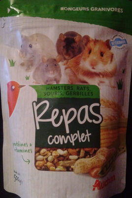 repas complet Auchan - Product