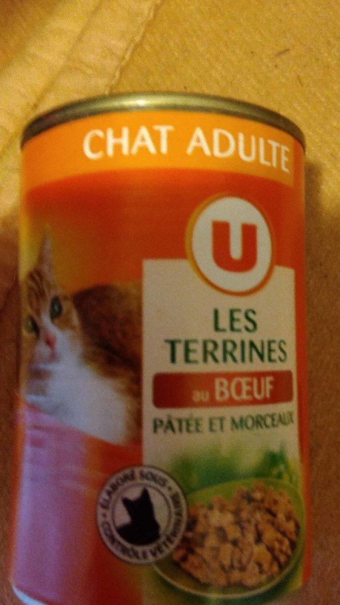 Terrine Boeuf 400 G - Product