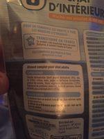 Croquettes Pour Chat Stérilisé Premium U, - Ingredients