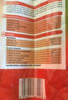 Multi croquettes gourmandes au bœuf, aux céréales, aux légumes - Ingredients