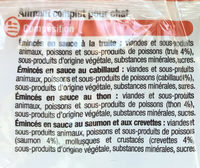 Les Émincés - Ingredients - fr