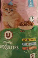 Croquettes Pour Chatons U, - Product - fr