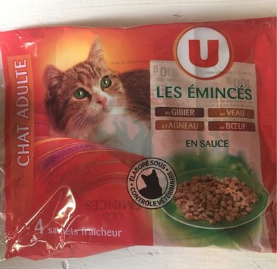 Aliment Pour Chat Emincés En sauce - Product