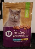 Tendres friandes chat adulte - Product - fr