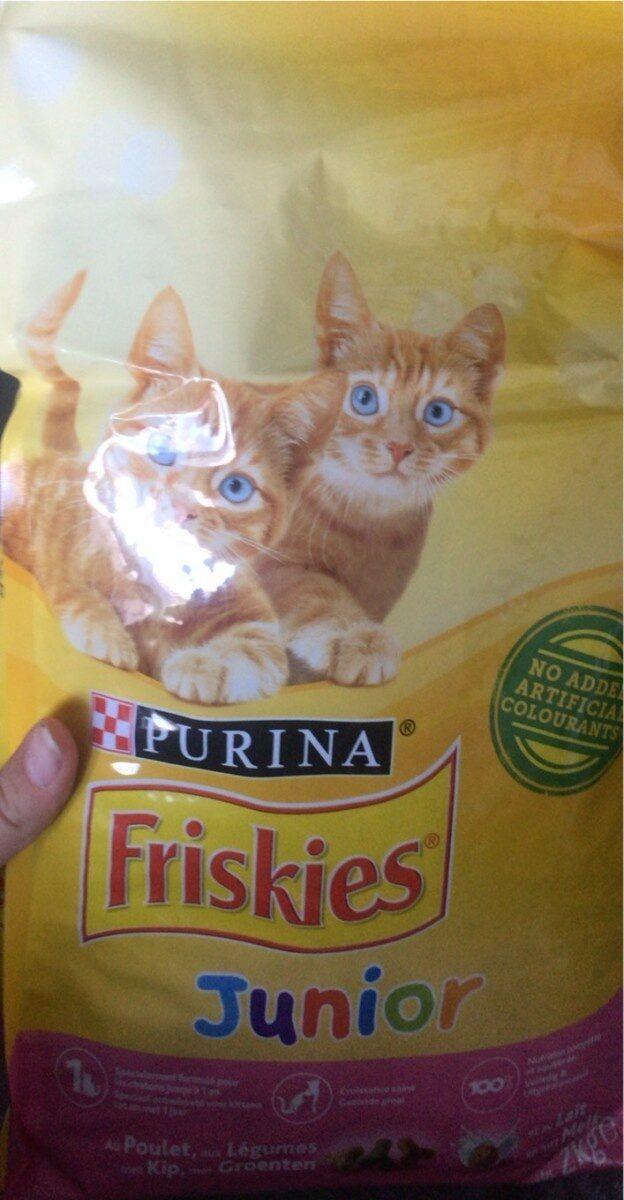 Friskies junior - Product - fr
