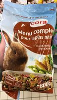 Menu complet pour lapins nains - Product