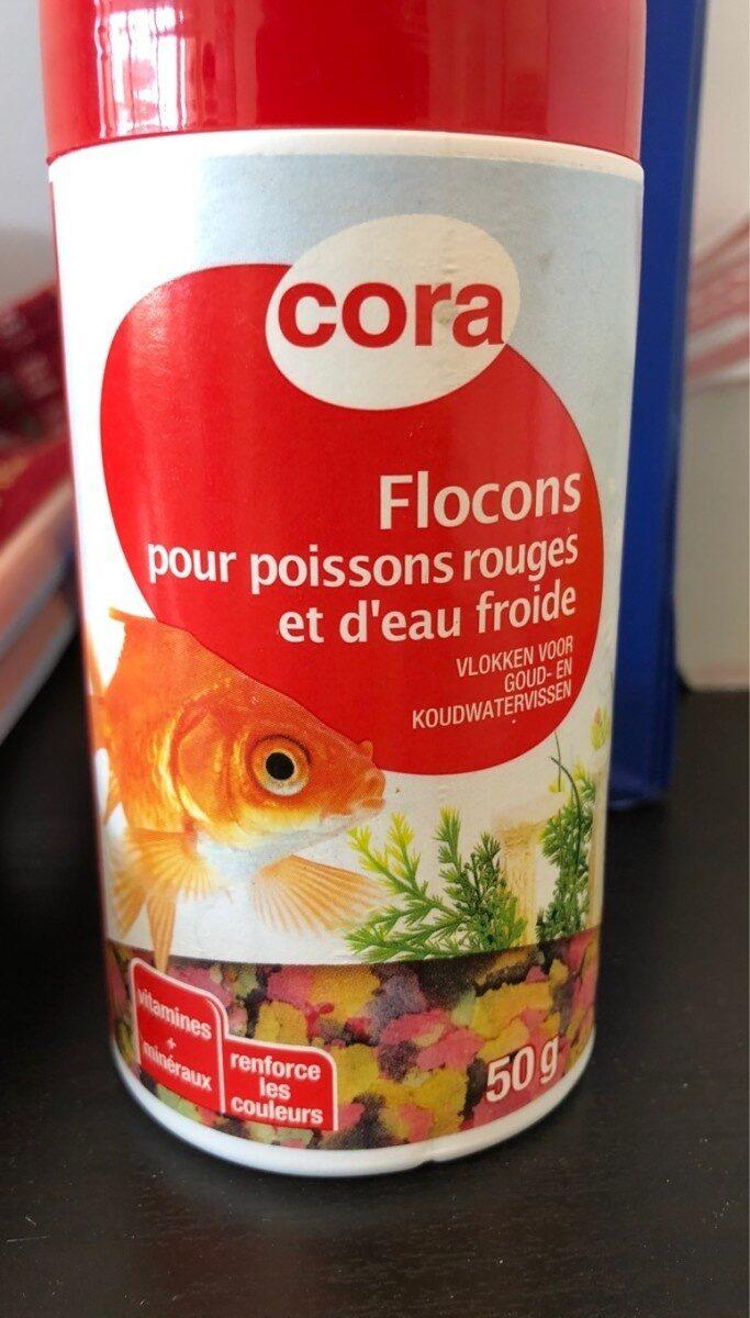 Flocon pour poissons rouge et d'eau froide - Product - fr