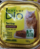 Terrine Au Poulet Bio Pour Chat - Derniers Stock - Product - fr