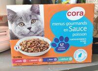 Menus gourmands en sauce poisson - Product - fr