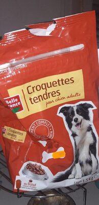 Croquettes tendre pour chien - Product