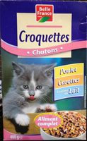 Croq. Poulet 400 Chaton BF - Product - fr
