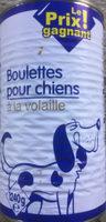 Boulettes pour chiens à la volaille - Produit