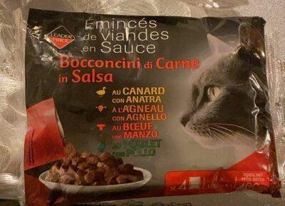 Émincés de viande en sauce - Product - fr