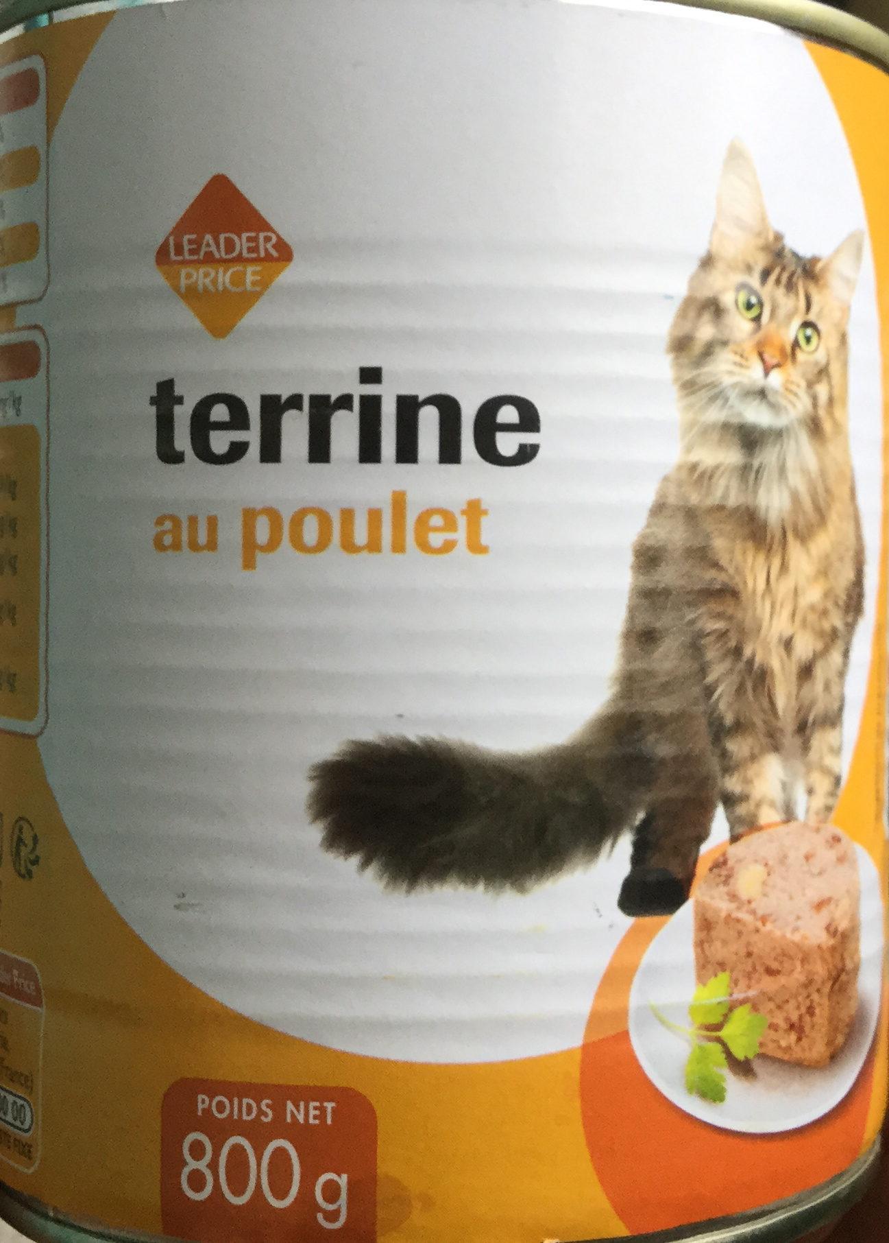 Terrine au poulet - Product