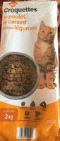 Croquettes au poulet, au canard et aux légumes - Product - fr