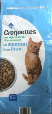 Croquettes saumon thon - Product