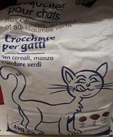 Crocchette per gatti - Product - fr