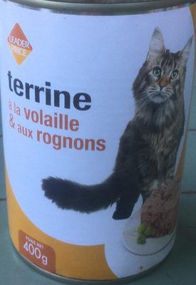 Terrine à la volaille & aux rognons - Product - fr