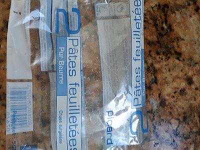 pâte feuilletée - Product