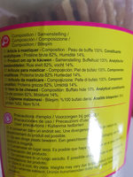 SNACK Carrefour - Ingredients