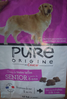 Pure origine par Canicaf - Product