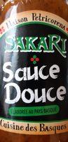 sauce douce - Product