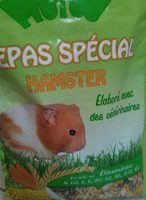 Repas spécial hamster - Product