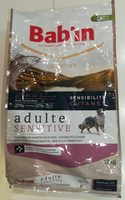 Bab'in adulte sensitive - Product