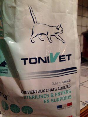 Tonivet - Product - fr