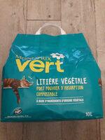 Litière végétale - Product - fr