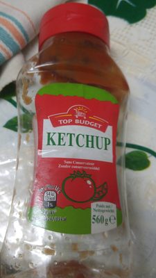 ketchup top budget - Product