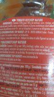 ketchup top budget - Ingredients