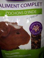 Paradisio - Aliment Complet Pour Cochon D'inde - 2,6KG - Product - fr